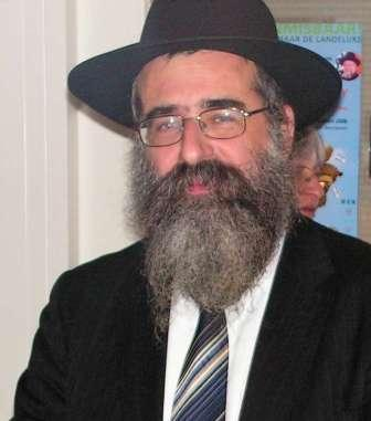 Rabbijn Shimon Evers
