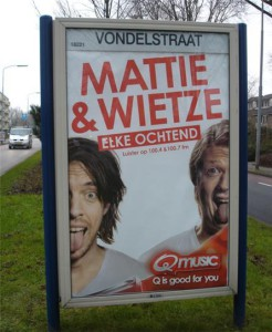 Mattie Wietze QMusic